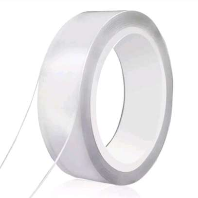 Double sided tape. image 1