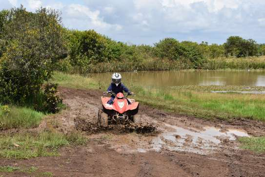 Chaka Ranch Day Trip – QuadBikes, PaintBalling