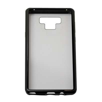 Magnetic Luxury Absorption Cases For Samsung Note 9 Clear Back Glass image 4
