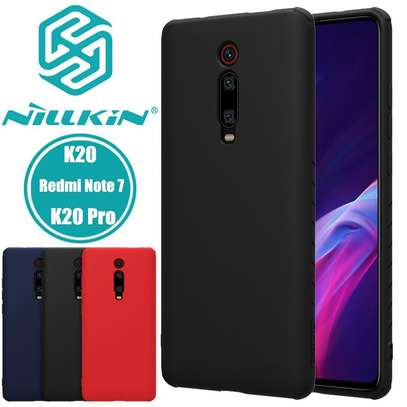 NILLKIN Super Frosted Shield Back Cover For Xiaomi Redmi K20 K20 Pro image 1