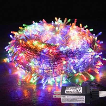 Multicolor Indoor String Lights image 1