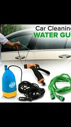 Car cleaning water gun image 1