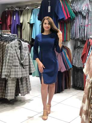 Women Latest dresses casual formal daily office wear for sale at affordable price image 7