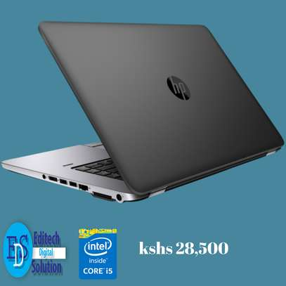 HP Elite book 850 G1 image 1