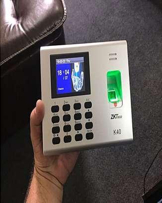 Biometric machines k40 image 2