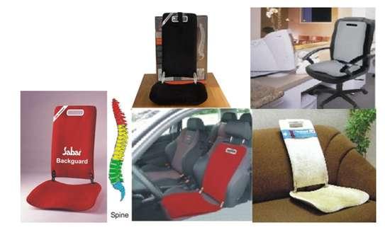Backguard- Portable Orthopaedic Chair image 1