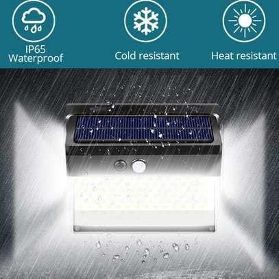 262 LED Solar Motion Sensor Lights Outdoor image 15