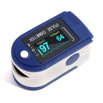 Pulse oximeter image 1