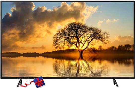 SAMSUNG QA-65Q60RA FLAT SMART QLED TV: SERIES 6 image 1