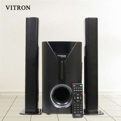 Vitron V527 2.1CH -BLACK SUBWOOFER . image 1