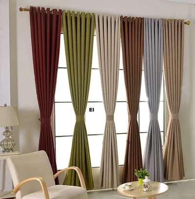 QUALITY CURTAINS WITH MATCHING SHEERS image 3