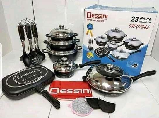 Cookware 23pcs image 1