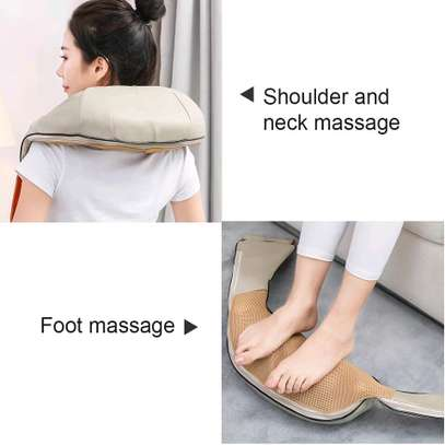 U/Neck Shoulders Massager image 4