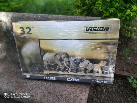 vision plus 32 Digital Tv + free wall mount