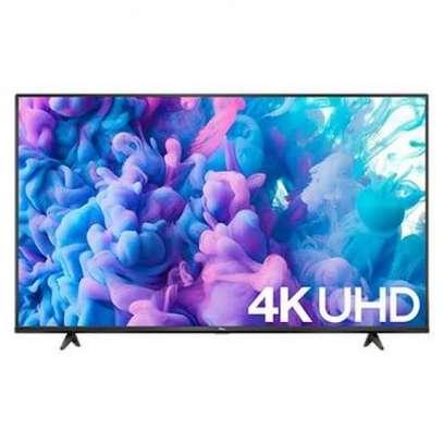 New 55 inch Samsung Smart 55TU8000 UHD-4K Digital TVs image 1