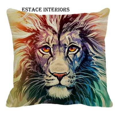 AFRICAN PRINT PILLOW CASES image 3