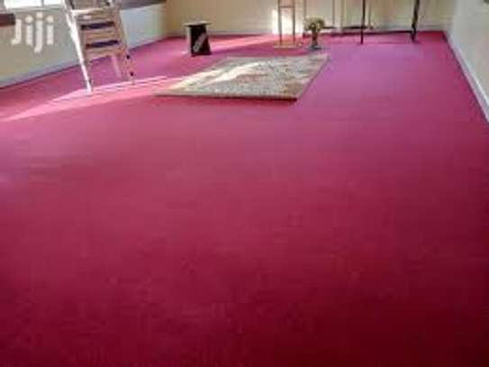 Affordable wall to wall carpets. image 1