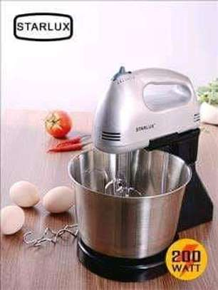 Electric mixer image 1