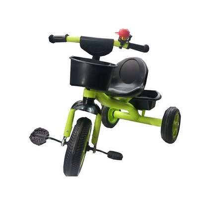 3 Wheel Kids Ride On Tricycle Bike Children Toddler Trike - Green