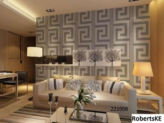 grey versace indoor decor wallpaper image 1