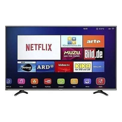 TCL 55' Model 4k UHD android smart image 1