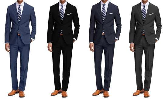 Slim Fit Men Suit image 2