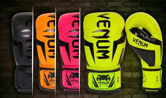 Venum boxing gloves image 1
