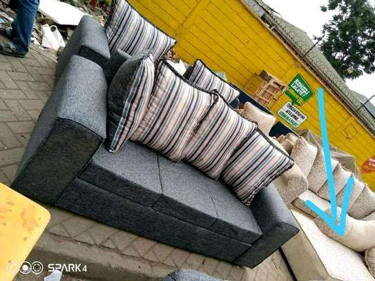 Ready Made Simple Quality 5 Seater Sofas image 2