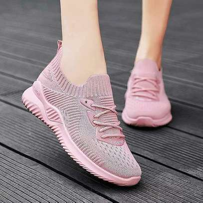 Pink Sneakers Size 37 - 40