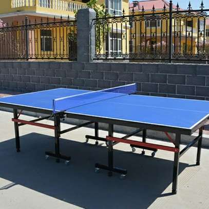 Foldable tennis tables image 1