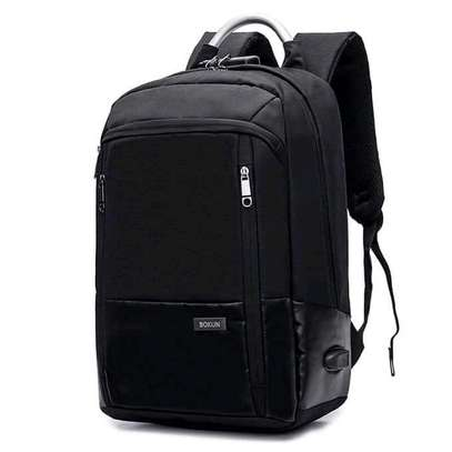 LAPTOP BAGS BACKPACKS WITH USB CABLE WHOLESALE PRICES image 1
