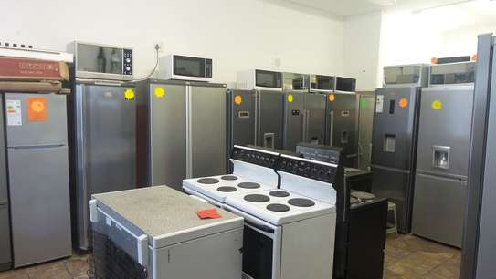 We repair Fridges, Freezers, Washing Machines etc in Nairobi County , Kiambu County , Murang'a County, Machakos County and Kajiado County.We're available 24/7. Give us a call image 1