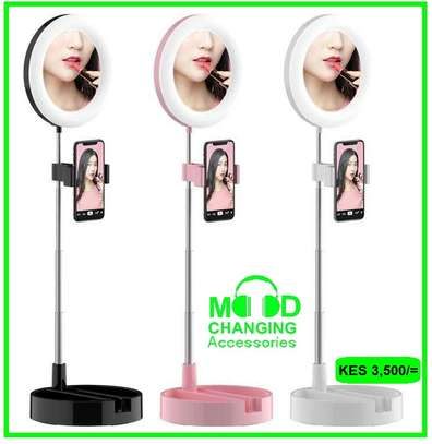 G3 3 In 1 Dimmable LED Ring Light image 1