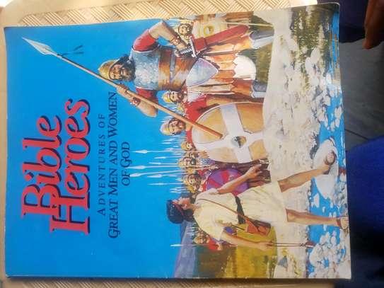 Bible Heroes Adventure of Great Men and Women of God