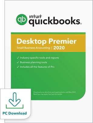 Quickbooks Premier Pro 2020 image 1
