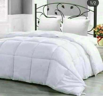 Turkish pure white duvets image 1