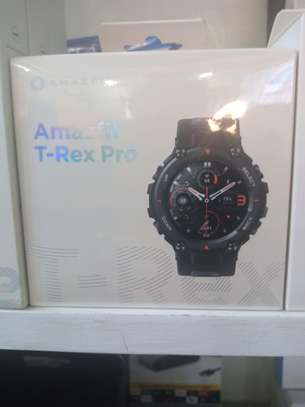 Amazfit T-Rex Pro image 1
