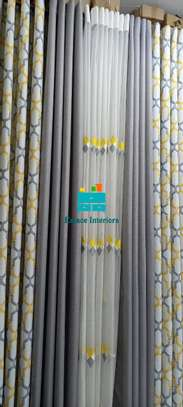 CURTAINS AND SHEERS MATCHED image 4