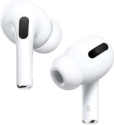 Apple AirPods Pro with Wireless Charging Case image 1