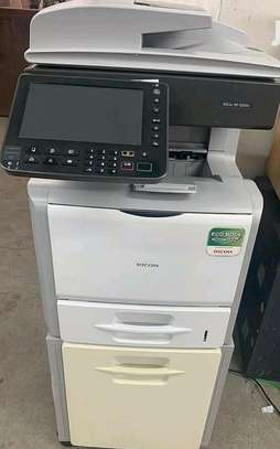 High speed of 52 copies per minute Ricoh SPF5200 photocopier machine image 1