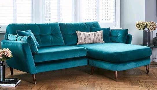Modern Sofas/ L shaped sofa/four seater sofa image 1