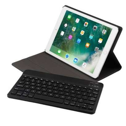 Detachable Wireless bluetooth Keyboard Kickstand Tablet Case For iPad Air 1 9.7 Inches image 2