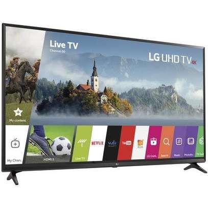55 inch Lg smart UHD 4k tv image 1