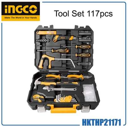 117TOOLS IN 1 BOX image 1