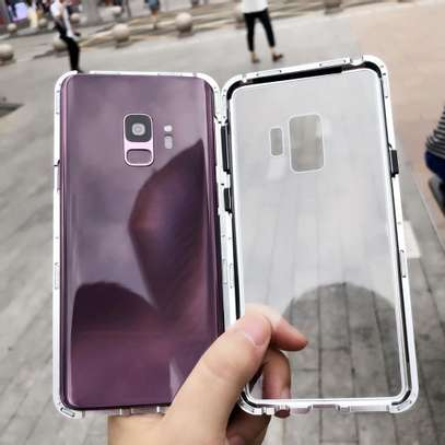 Magnetic Luxury Absorption Cases For Samsung S9 S9 Plus image 7
