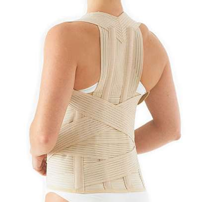 Thoracolumber corset Breathable material image 1