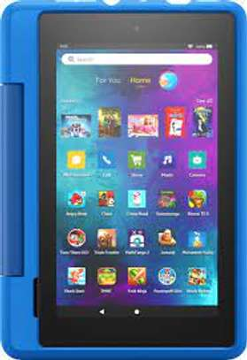"""AMAZON FIRE 7 KIDS PRO TABLET, 7"""" DISPLAY, AGES 6+, 16 GB (2021) image 2"""
