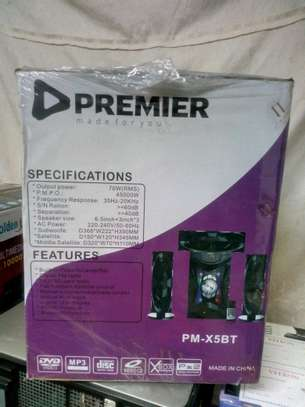 Premiere PM-X5BT High quality Home theater system image 2