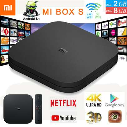 Xiaomi Mi Box S With 4K HDR Android TV Streaming Device image 3