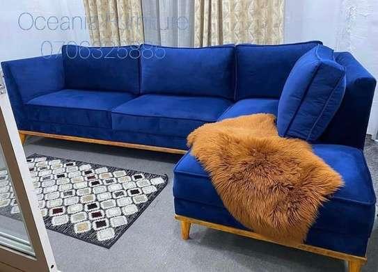 Modern L_Shape Sofa image 1